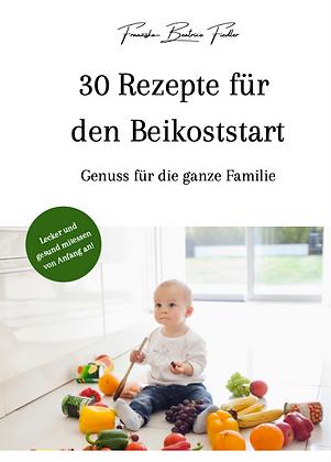 eBook/pdf: 30 Rezepte für den Beikoststart (und später)