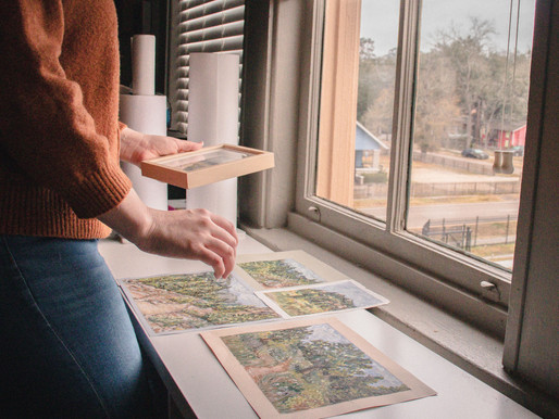 Making the Most of Your Tiny Studio