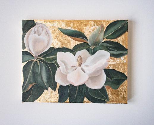 The Life of Flowers | Horizontal Embellished Print