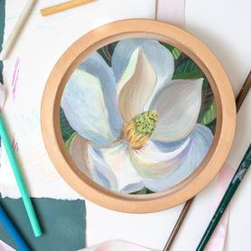 Mini Magnolias
