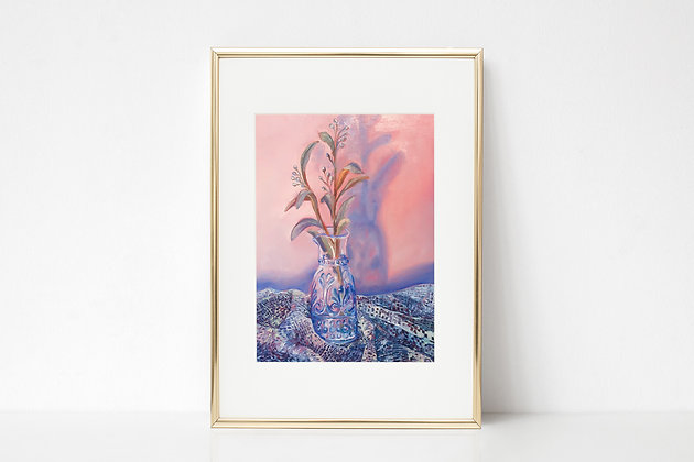 Berries in a Pitcher Limited Edition Print