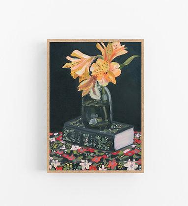 September 1 | Canvas Print
