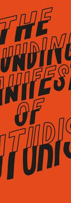 Type manifesto cover