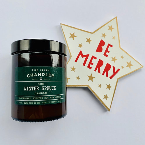 The Winter Spruce Candle