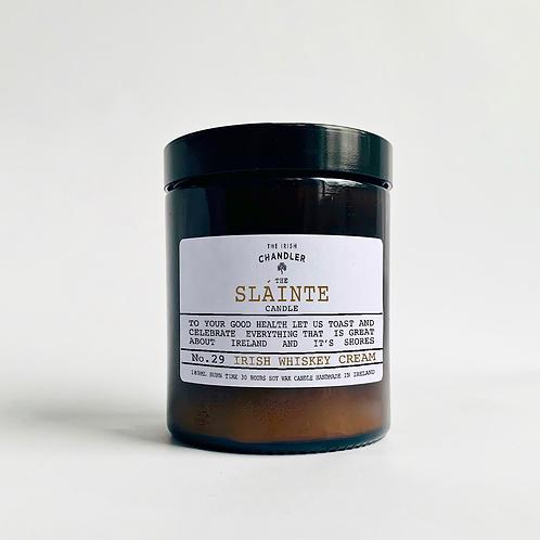 The Sláinte Candle