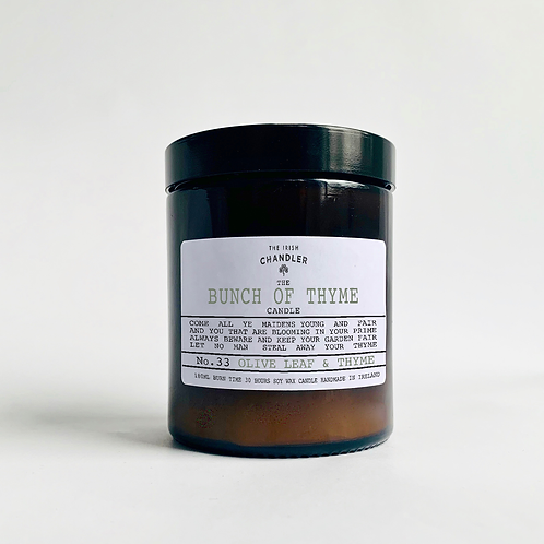 The Bunch of Thyme Candle