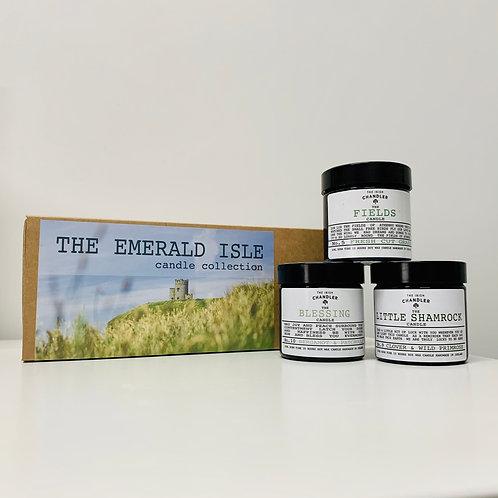 Emerald Isle 'Mini' Candle Collection