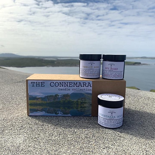 The Connemara 'Mini' Candle Collection