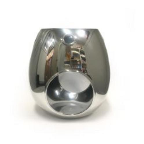 Silver Gold Electroplated Wax Melt Burner