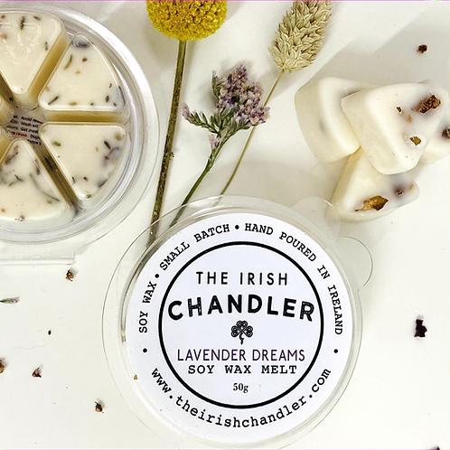 Lavender Dreams Wax Melt Wheel