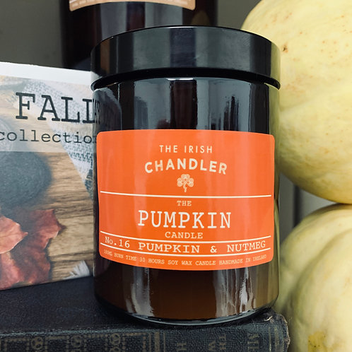 The Pumpkin Candle
