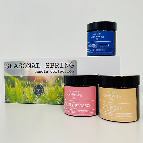 Seasonal Spring  'Mini' Candle Collection
