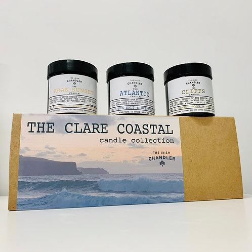Clare Coastal 'Mini' Candle Collection