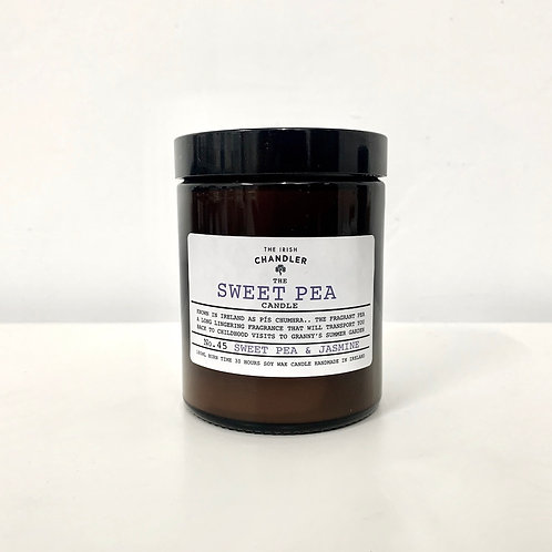 The Sweet Pea Candle