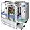 Thumbnail: Sachet packaging machine