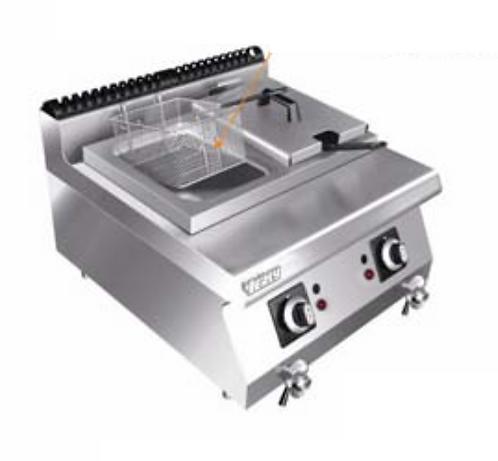 Gas Fryer (Desktop)