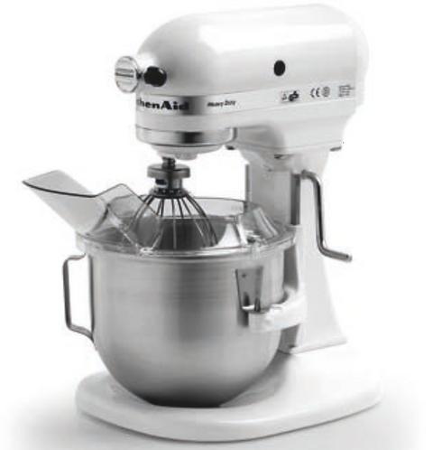 KitchenAid Planetary Mixer (heavy duty)