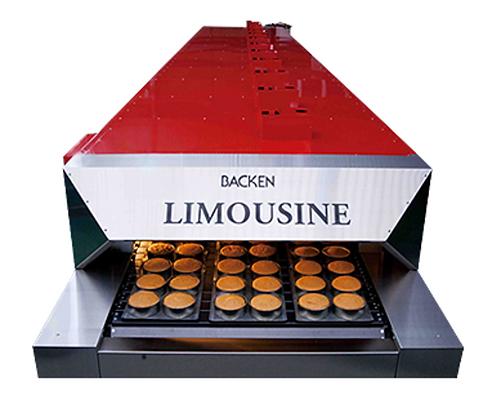 Limousine baking oven