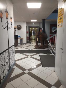 area couloir
