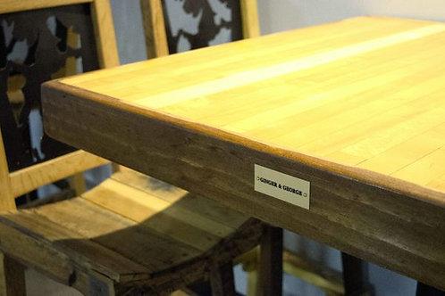 Naming Rights: Hightop Table