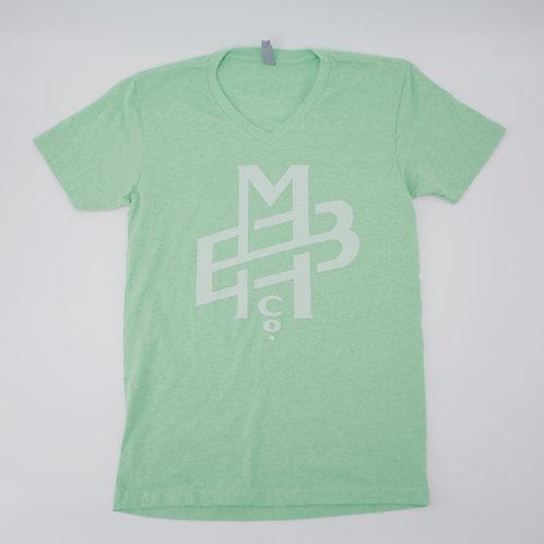 V-Neck Monogram T-Shirt