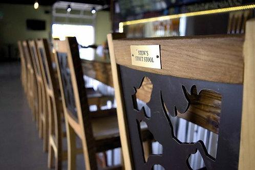 Naming Rights: Bar Chair