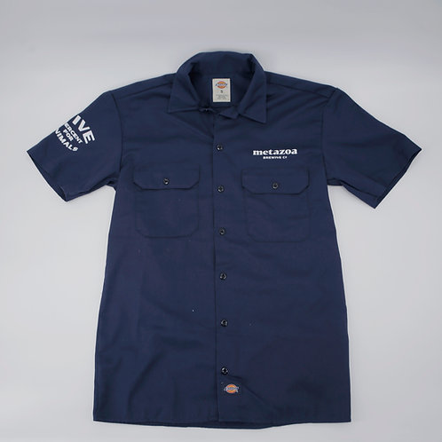 MBCo Navy Blue Brewer Shirt (Unisex)