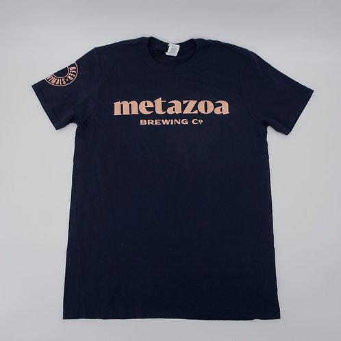 MBCo Classic T-Shirt (Unisex) - Navy Blue
