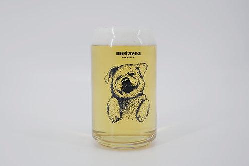 MBCo Animal Can Glass (16 oz.)