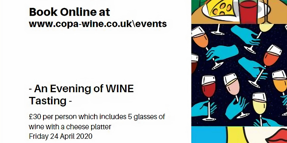 French Wine Evening @ The Squeeze Cafe