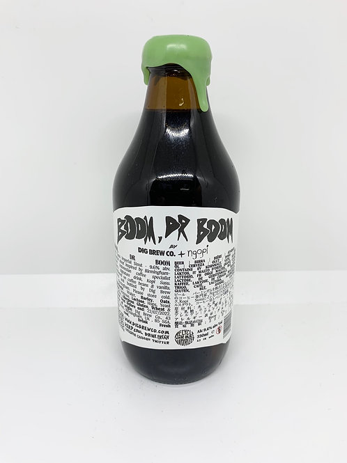 Dig Brew - Boom, Dr Boom