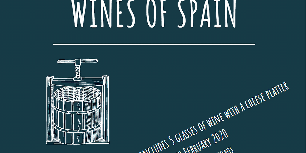 Organic and Natural Wines of Spain @ The Squeeze Cafe