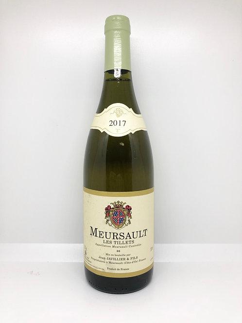 Jean Javillier - Meursault Les Tillets