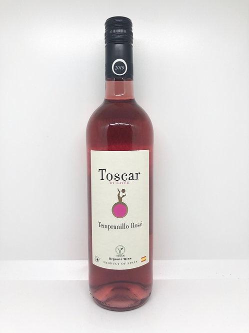 Bodegas Latue - Toscar Tempranillo Rose
