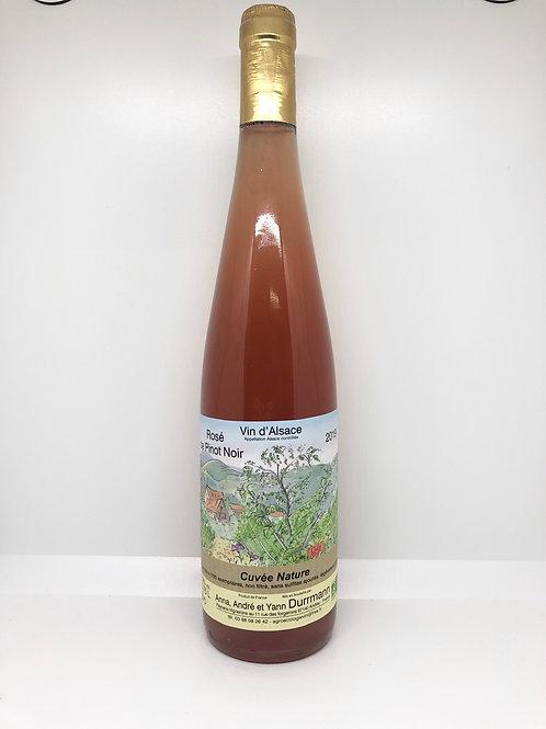 Domaine Durrmann - AOC Alsace - Pinot Noir Nature Rose