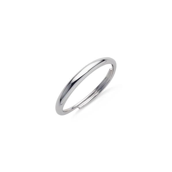 Cervera 18kt-os fehérarany karikagyűrű