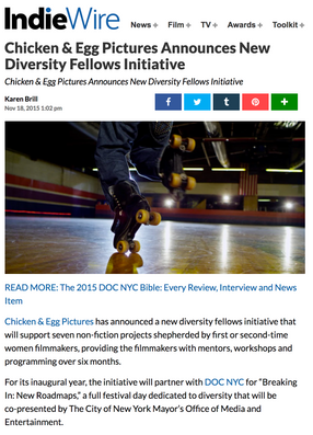IndieWire - United Skates