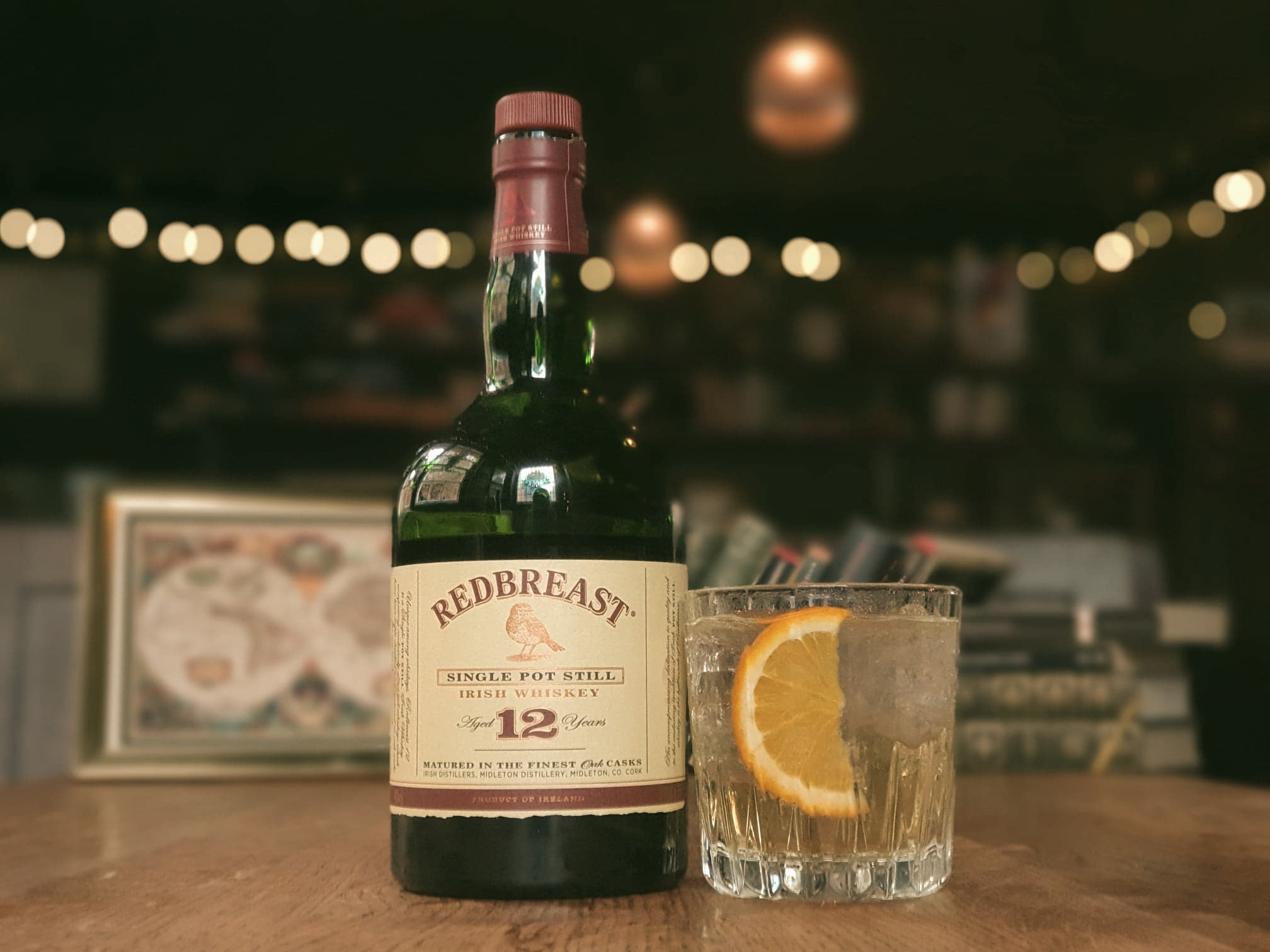 Redbreast 12 Year is just one of our many fine whiskeys.