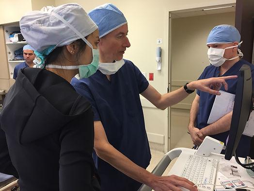 VivoSight OCT use in Plastic Surgery setting