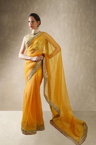 Buttercup sari set