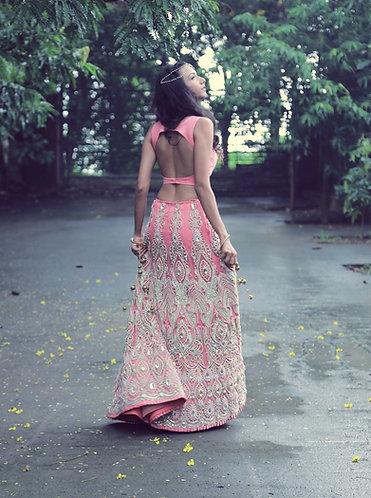 Rheya Crystal Bridal set