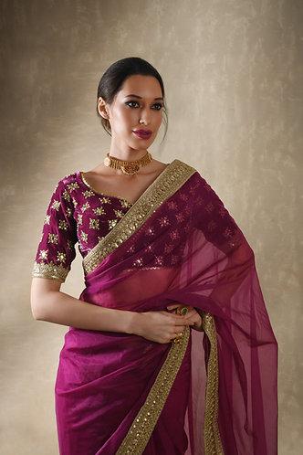Clover Sari set