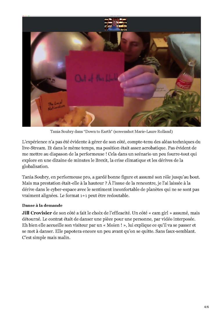 La Glaneuse: 1 + 1 au 3 avec m.a.d. - about you