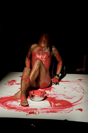 Know Thyself ... but not too much by Valerie Reding and Ivan Monteiro, Zürich Moves, Tanzhaus Zürich