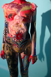 Another Moulting by Valerie Reding at La Fête Du Slip, Forma Art Contemporain