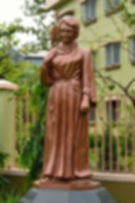Nivedita Statue.jpg