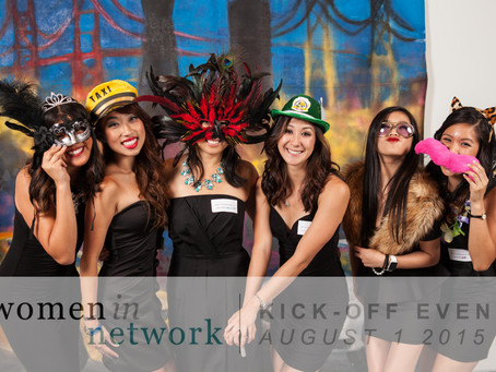 Women in Network 2015 Kickoff Event