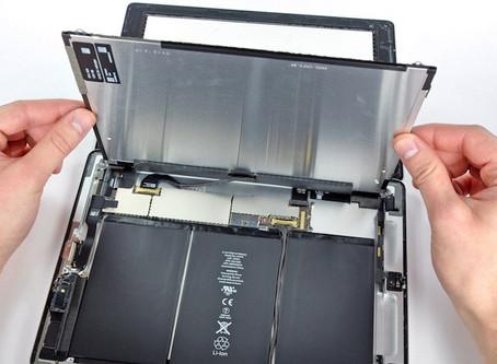 【GOODIFX】台中iPad Air 2維修/iPad mini 2/3/4電池耗電,電池膨脹維修更換