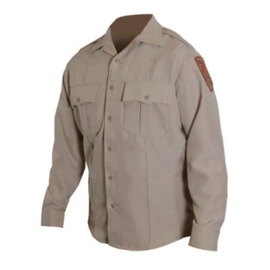 Blauer 8436W Women's Wool Blend Super Shirt, Long Sleeve