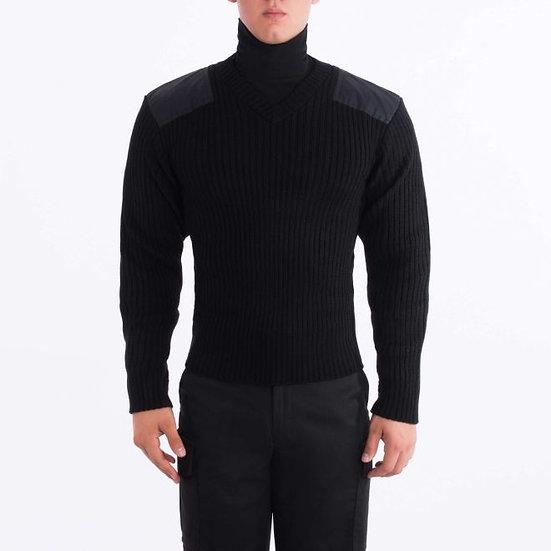 Blauer Classic V-Neck Sweater